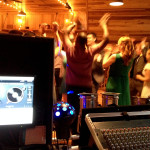 dj dancing party